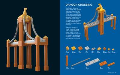 Dragon crossing from the Friesen book