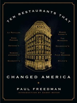 Ten Restaurants (cover)