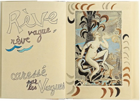 Pages from Venice sketchbook by Francoise Gilot. Courtesy of Taschen Books and the artist.