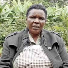 Florence Njirani. Courtesy of the Rainforest Alliance