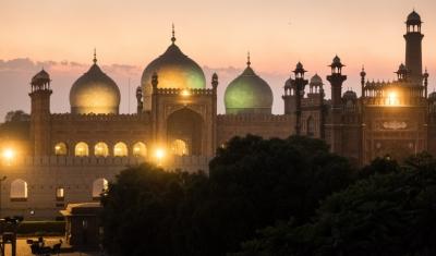 Lahore Pakistan walled city