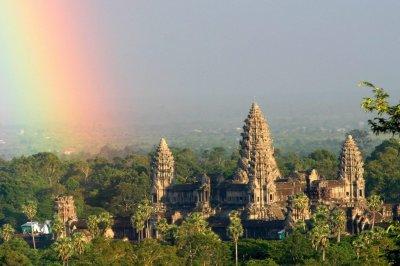 Angkor Cambodia. Photo courtesy Barbara Walton European Press Photo Agency. All rights reserved.