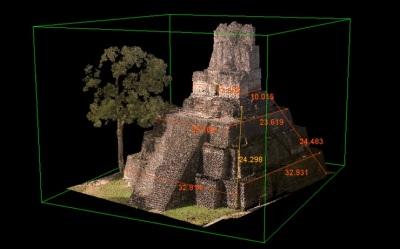 Digitally preserved site from CyArk.