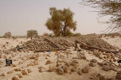 Sidi mahmoud ben omar mausoleum destroyed by Islamist extremists