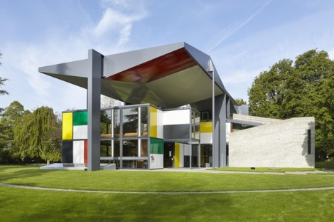 Pavilion Corbusier. Photo courtesy of Swissinfo.ch