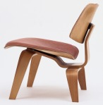 Molded plywood chair 1946. Courtesy of Moma.