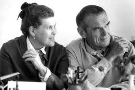 Ray and Charles Eames. Courtesy of the Eames Office