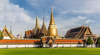 Bangkok: Wat Phra Kaew by Ninara TSP Courtesy of wikipedia