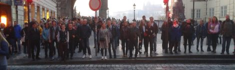 Prague Charles Bridge Photo by Roberta Faul-Zeitler (CC 3.0)