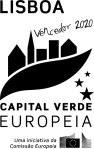 Lisbon green capital logo